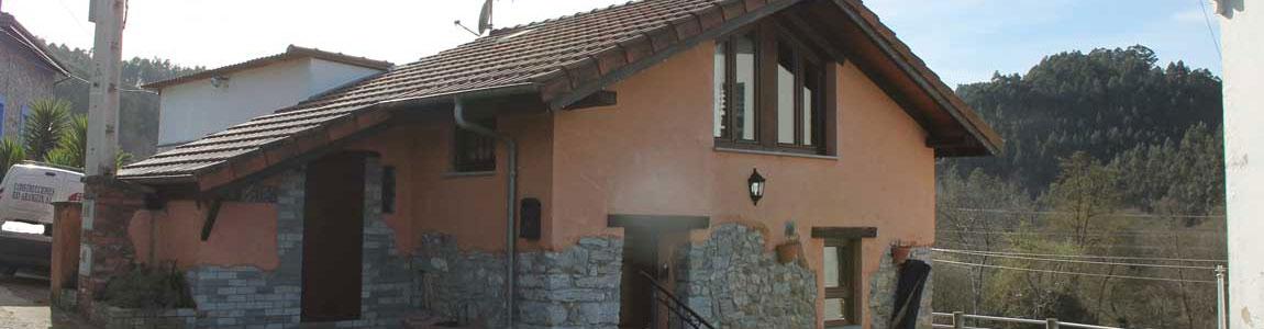 Rehabilitacion de casa de Piedras