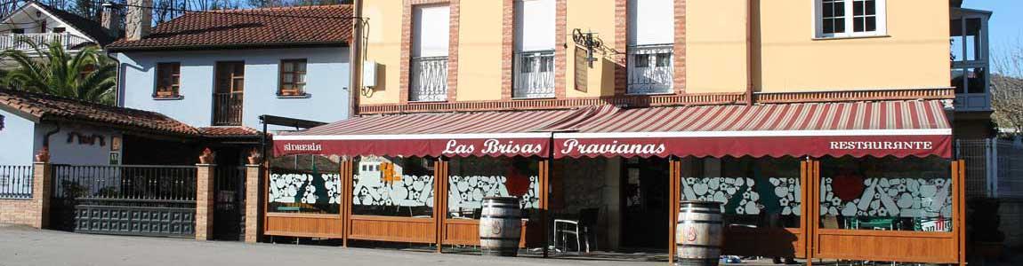 Bar Restaurante : Las Brisas Pravianas
