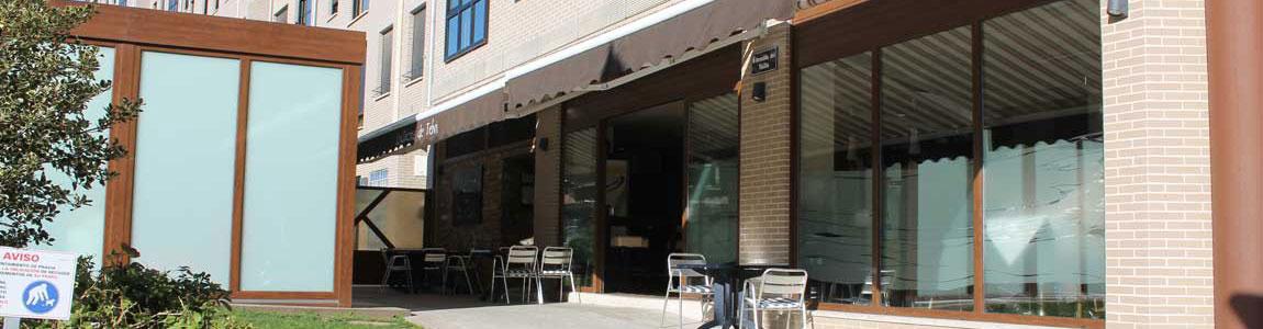 Fachada Principal Bar, Restaurante La Cocina de Telvi (Pravia)