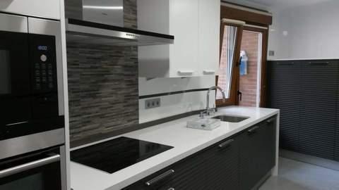 Construcciones Rio Aranguin - Reforma Integral de Cocina - Construcciones Rio Aranguin S.L.