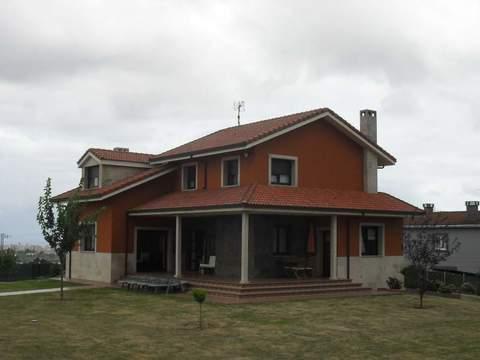 Construcciones Rio Aranguin - Vivienda-Unifamiliar (Mareo Gijón) - Construcciones Rio Aranguin S.L.