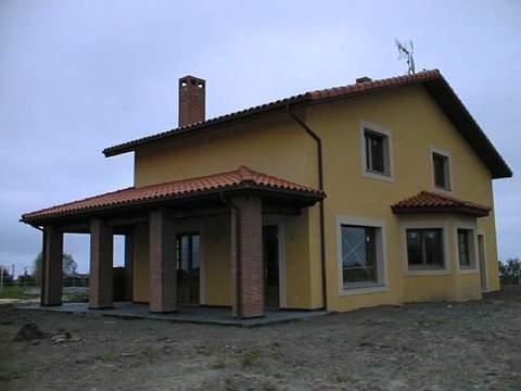 Construcciones Rio Aranguin - Vivienda-Unifamiliar II (Quintes Villaviciosa) - Construcciones Rio Aranguin S.L.