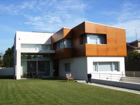 Construcciones Rio Aranguin - Vivienda-Unifamiliar II (Somio) - Construcciones Rio Aranguin S.L.