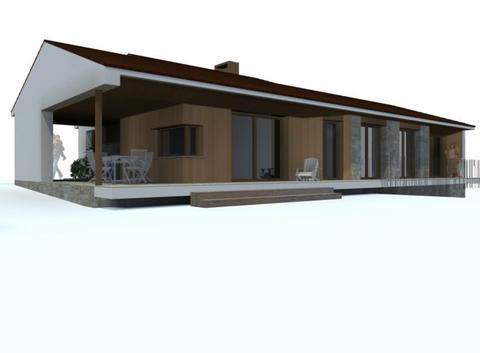 Construcciones Rio Aranguin - Construcción en Proceso Vivienda-Unifamilar