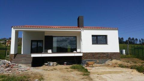 Construcciones Rio Aranguin - Construccion en proceso Vivienda-Unifamilar  - Construcciones Rio Aranguin S.L.
